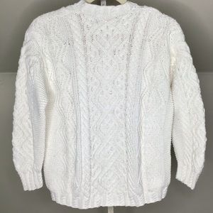 Eddie Bauer Sweaters - Eddie Bauer Chunky Cable Knit Sweater